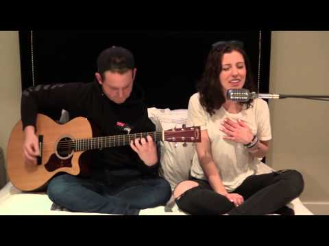 Crash Into Me - Dave Matthew Band Cover (Acoustic) By Sara Diamond & Matt Aisen