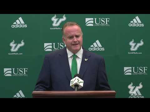 Michael Kelly: Football Program Press Conference