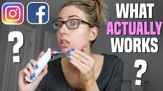I Bought the First 5 Things INSTAGRAM & FACEBOOK RECOMMENDED... by Rachhloves