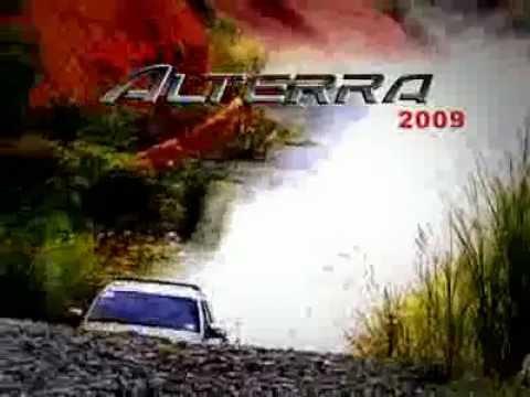 Isuzu Alterra 2009