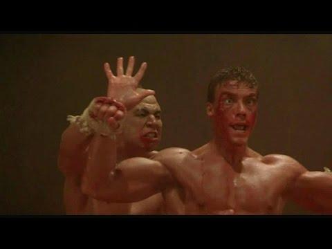 Кикбоксер. Kickboxer. Ван Дамм против Тонг По (видео)