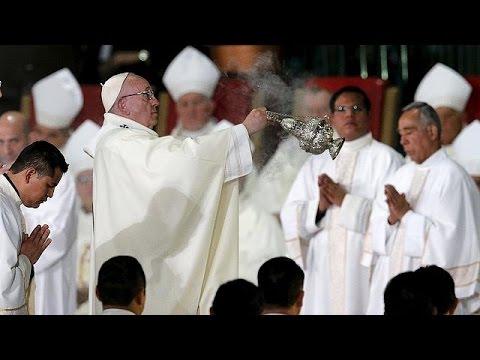 Μεξικό: Έκκληση Πάπα για καταπολέμηση της διαφθοράς