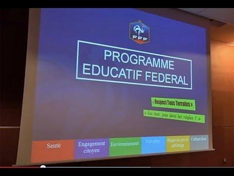 PROGRAMME EDUCATIF FEDERAL