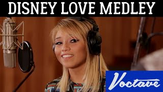 Video Disney Love Medley (feat. Kirstin Maldonado & Jeremy Michael Lewis) MP3, 3GP, MP4, WEBM, AVI, FLV Januari 2018