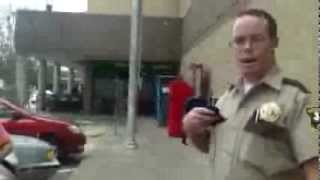 Security Guard At Grocery Store Calls Cop For Videotaping - Austin, TX - 29 January 2013