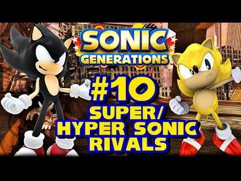 Super/Hyper Sonic Generations - (1080p) Rivals
