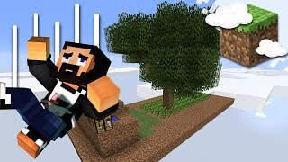 Minecraft Skyblock Origins - EP01 - Casino And Fishing!