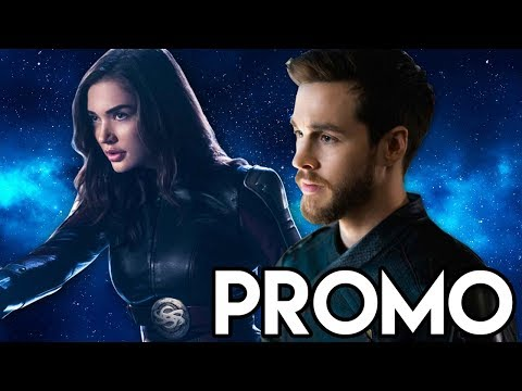 Mon-El & Saturn Girl Fight Scenes - Supergirl 3x10 Preview Breakdown