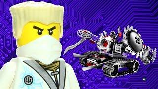 Animated LEGO Destructoid 70726 Ninjago Flash Speed Build