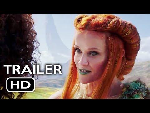 A Wrinkle in Time Official International Trailer #1 (2018) Oprah Winfrey Fantasy Movie HD