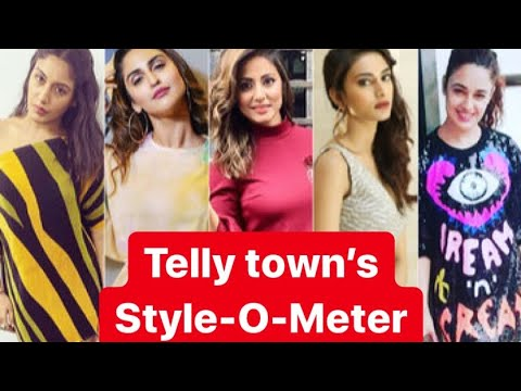 Style-O-Meter   Which telly town diva toped the st