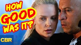 Video 5 Things 'FATE OF THE FURIOUS' Got Right (And What It Got Wrong!) MP3, 3GP, MP4, WEBM, AVI, FLV Februari 2018