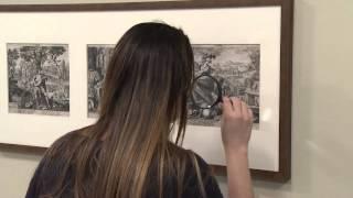 VÍDEO: Exposição no Palácio das Artes mostra obras de importantes artistas da arte da gravura