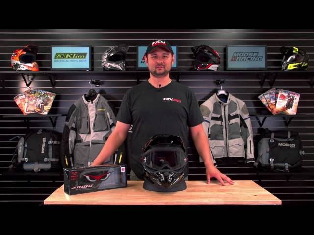 Quick Look - ZOWA High Performance Visor Goggles