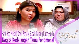 Video Hati-Hati Meldi!! Dewi Perssik Sudah Pasang Kuda-Kuda | Nagita Kedatangan Tamu Fenomenal- GOSPOT MP3, 3GP, MP4, WEBM, AVI, FLV April 2019