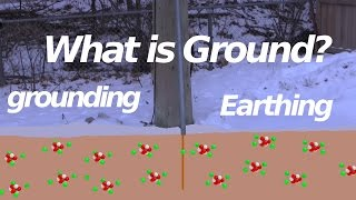 Video What is Ground? Earth Ground/Earthing MP3, 3GP, MP4, WEBM, AVI, FLV Juli 2018