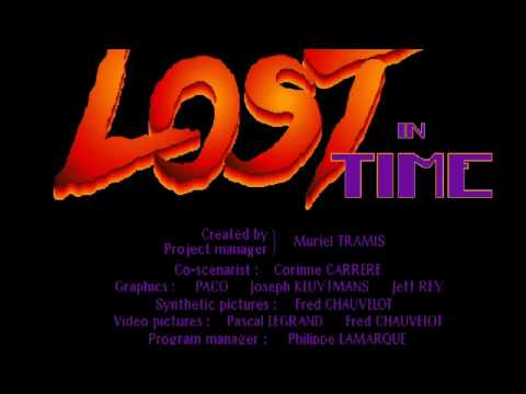 Lost in Time - video game Loop Demo (MS-DOS, 1993)