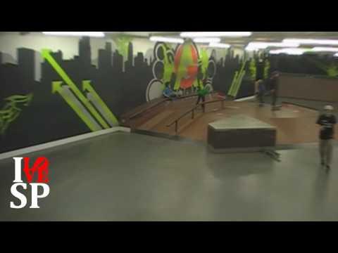 iloveskateparks.com tour - Anti Gravity Skatepark - Newport News, VA