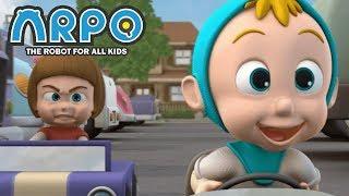 Video ARPO The Robot For All Kids - Baby Racer | Full Episode | Videos For Kids Videos For Kids MP3, 3GP, MP4, WEBM, AVI, FLV April 2019