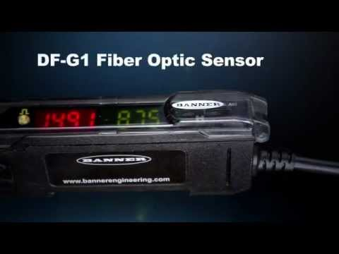 DF-G1 Fiber Optic Sensor