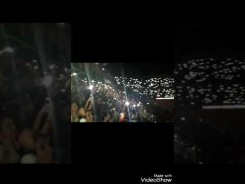 Colón 2 - Tigre 1 La hinchada ilumina la noche - Los de Siempre - Colón