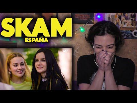 SKAM ESPAÑA REACTION SEASON 4 EPISODE 6