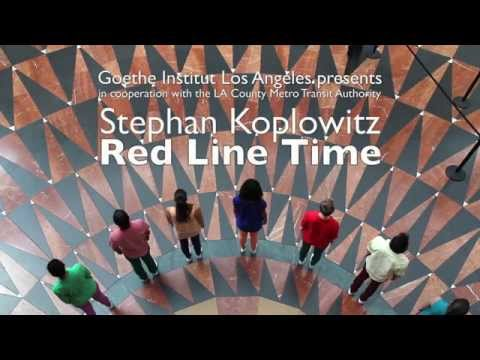 Stephan Koplowitz: Red Line Time (combined perfs) 2013