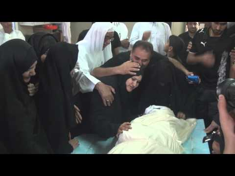 Clashes at funeral for Bahrain teen killed by police car