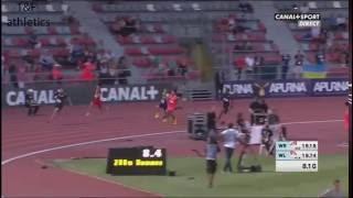200m Men'sChristophe Lemaitre 20.23Decanation 2016