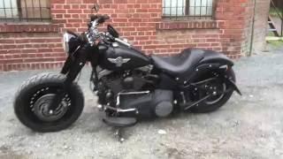 3. Harley Davidson Fat Boy 2011 Umbau