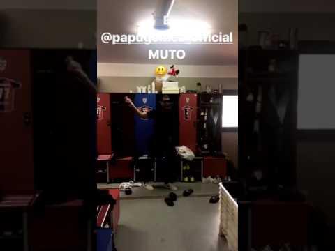 La Borriello dance… stende Papu Gomez!