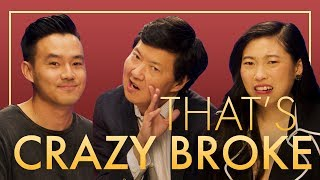 Video Are they Crazy RICH or Crazy BROKE? - ft Constance Wu, Ken Jeong, Awkwafina MP3, 3GP, MP4, WEBM, AVI, FLV Agustus 2018