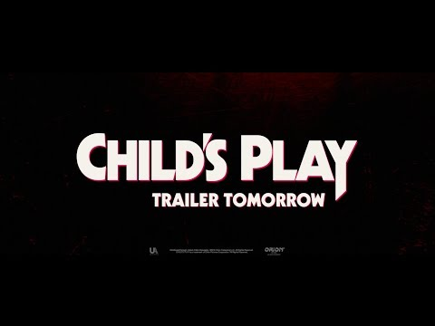 Child's Play: Full Trailer Announcement Tease