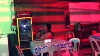 Kalibo Philippines  City new picture : Karoake bar in Kalibo (Philippines)