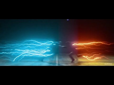 The Flash/quicksilver-can You Feel My Heart (music Video)