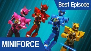 Video Miniforce Best Episode 8 MP3, 3GP, MP4, WEBM, AVI, FLV Juli 2018
