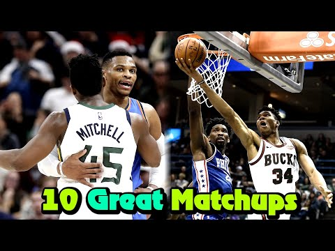 10 Amazing NBA Playoff Matchups That We NEED To See In 2019!