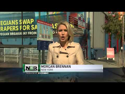 """Hudson, former """"Nightly Business Report"""" anchor, named VP of news"""