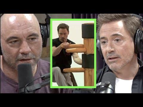 Robert Downey Jr. on How Martial Arts Have Improved His Life | Joe Rogan