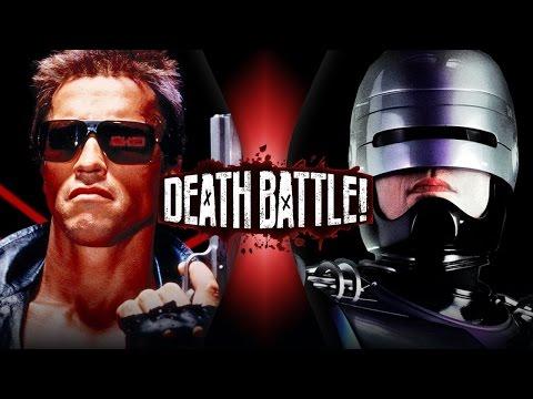 Doc - Terminator VS RoboCop
