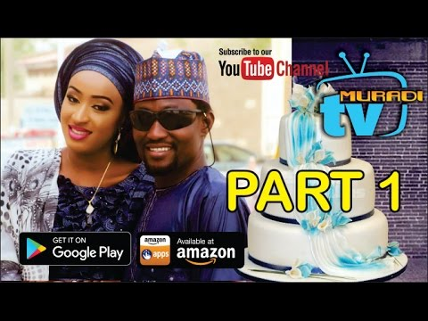 NURA M  INUWA FULL WEDDING VIDEO Part 1 2017