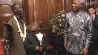 MANDELA, BABA MAAL ET LE GRAND BOUBOU BASIN