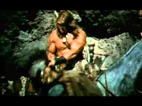 Conan (TV Series) - Starring Arnold Schwarzenegger As Conan The Barbarian / Destroer & Ralph Mueller Stars As Conan In The TV Series.