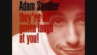 At a Medium Pace Adam Sandler