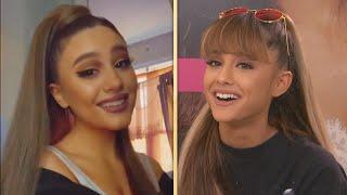 Ariana Grande REACTS to TikTok Look-Alike!