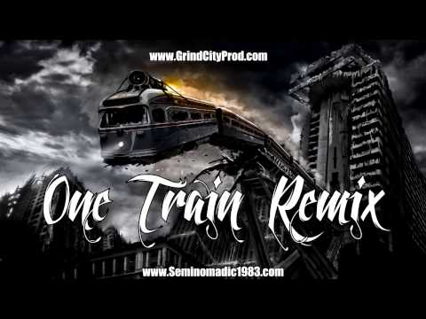 One Train Freestyle - J.Littles x Bobby Swift x REG (Official Grind City Remix)