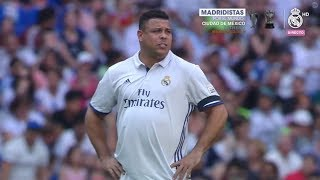 Video Ronaldo Fenomeno vs Roma Legends HD Home (11/06/2017) MP3, 3GP, MP4, WEBM, AVI, FLV Agustus 2018