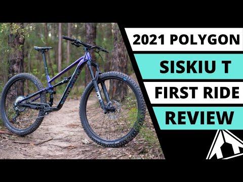 2021 Polygon Siskiu T8   First Ride REVIEW
