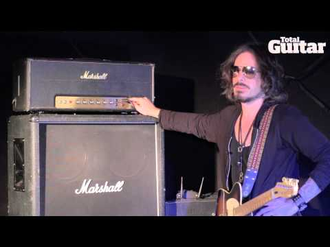 Rig Tour: Richie Kotzen, The Winery Dogs
