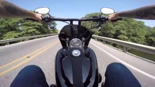 6. 2015 Harley Davidson Dyna FXDB GHD Custom Street Bob